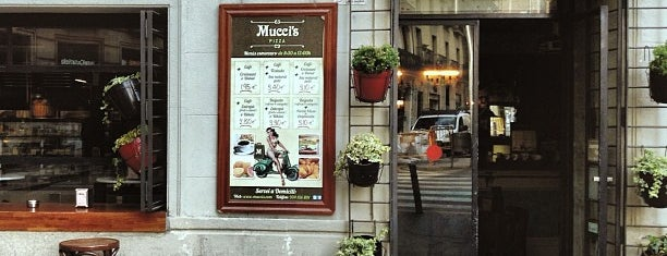 Mucci's is one of Barcelona centre.