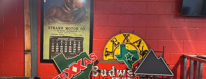 Dylan's BBQ Saloon is one of Dallas.