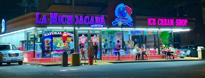 La Michoacana is one of Chicago To Eat.