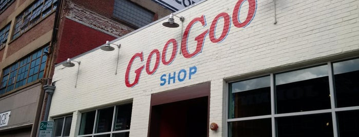 Goo Goo Shop is one of Nashville.