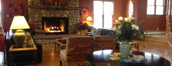 The Bradley Boulder Inn is one of Boulder, CO.