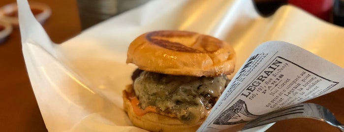 Jamie's Burgers is one of Santiago's Saved Places.