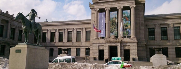 Museum of Fine Arts is one of Boston.