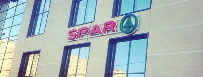SPAR is one of Tempat yang Disukai Александр.