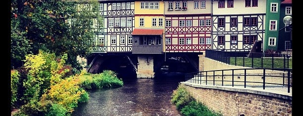Erfurt is one of Re-discover Europe 2014.