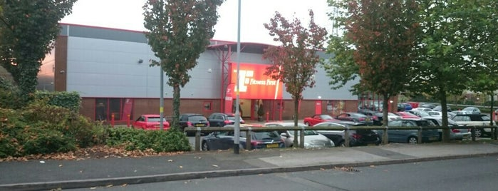 Better Gym Cannock is one of GLL Leisure Centres, Gyms, Pools.