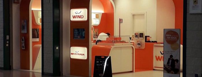 Punto Wind presso Centro Piave is one of I miei luoghi.
