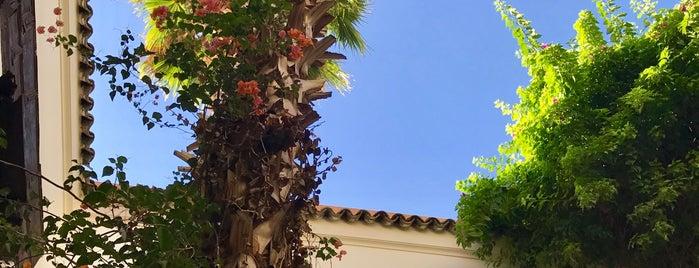 Riyad El Cadi Hotel Marrakech is one of Locais salvos de Christian.