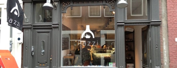 Pazzi Italian Slow Food is one of Instagramsterdam.
