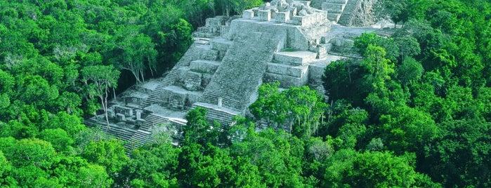 Zona Arqueológica de Calakmul is one of MEX Mexico City.