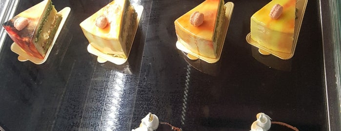 Dessert Bar by Stanley Choong is one of Jaclyneさんの保存済みスポット.