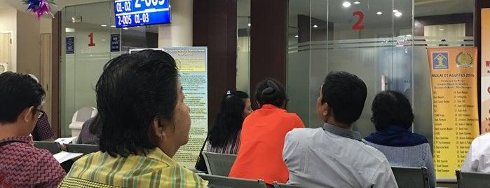 Kantor Imigrasi Kelas 1 Khusus Soekarno Hatta is one of Exploring Taipei.