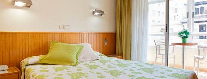 Hotel Rambla 9 is one of Hotel History.
