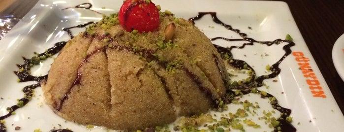 Günaydın Restaurant is one of Locais salvos de Vafa R..