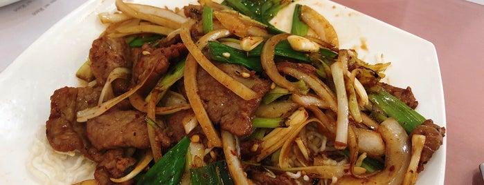 Chef Wang's Restaurant is one of Posti salvati di Karen.
