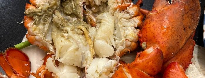 마라도 is one of seafood.