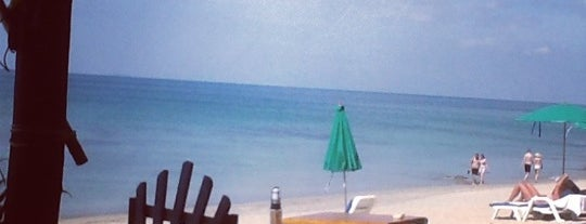 Lanta Nature Beach Resort is one of Go to Lanta. Be Bamboocha..