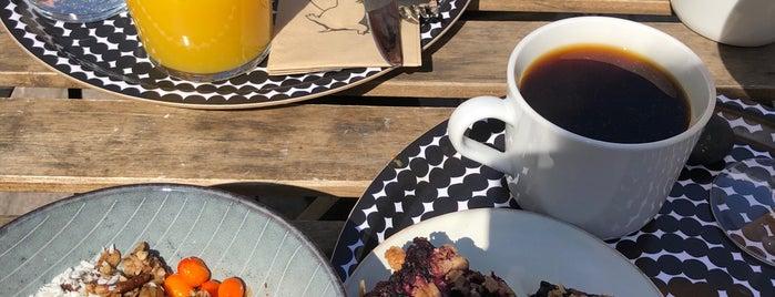Green Hippo Café is one of Helsinki 2019.