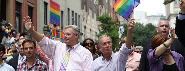 NYC Pride March is one of New York City.