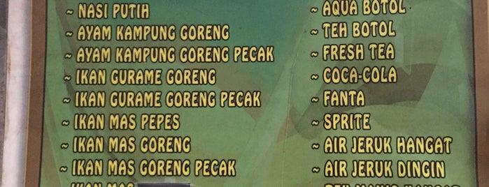 Warung Betawi Hj. Muhayar is one of Jakarta.