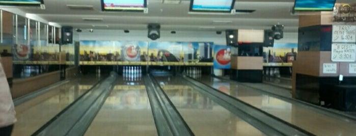 Trio Bowling & Game World is one of Mehmet Ali'nin Beğendiği Mekanlar.