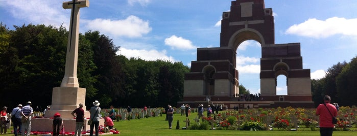 Thiepval Visitors Centre is one of Versailles and others.