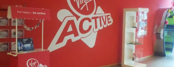 Virgin Active Milanofiori is one of Alessandroさんのお気に入りスポット.