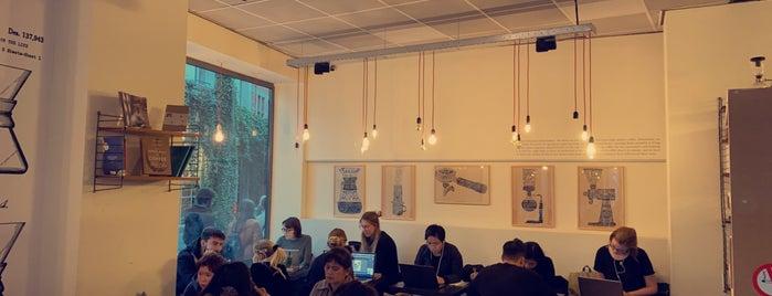 Café Capitale is one of Posti salvati di Adam.