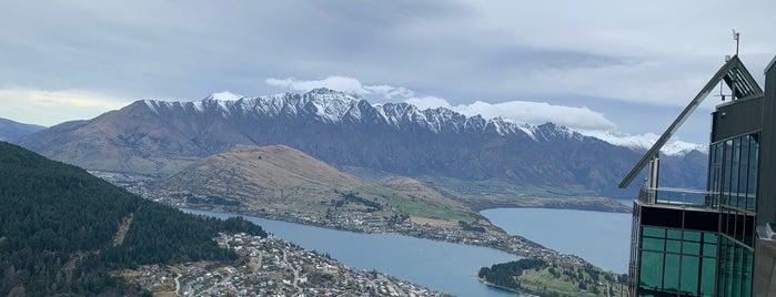 Skyline Gondola Restaurant and Luge, Queenstown, New Zealand is one of Ozzie Kiwi.