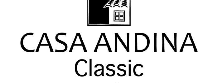 Casa Andina Standard Puno is one of Tempat yang Disimpan Fernando.
