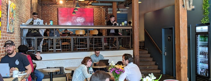 Groundwork Coffee Co is one of Cafes and More For Getting Work Done.