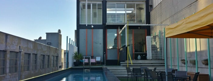 Adelphi Hotel Rooftop Pool is one of Melbourne.