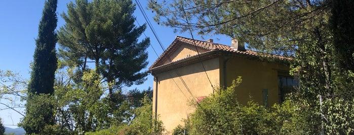 Atelier Cezanne is one of Aix-En-Provence.