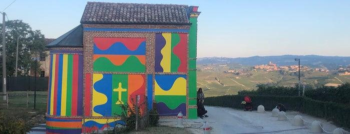 Cappella del Barolo is one of Turin/Piedmont/Barolo.