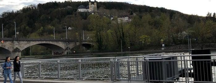 Mainkai is one of Lieblingsorte: Würzburg, Deutschland.