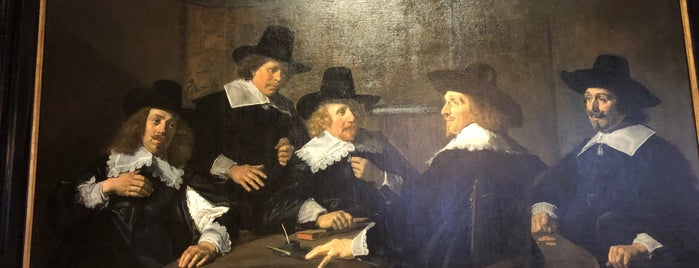 Frans Hals Museum is one of Museums.