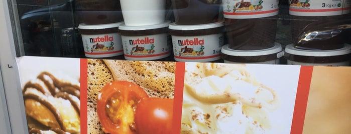 Nutellandia is one of Peq. Alm. & Lanche (Grande Porto).