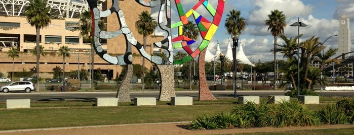 Coming Together - Niki De Saint Phalle is one of SD Sights.