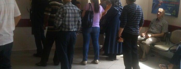 Haydarpaşa Numune Hastanesi Acil Servisi is one of สถานที่ที่บันทึกไว้ของ merve.