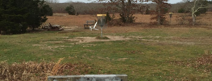 Riverhead Disc Golf Course is one of MA.