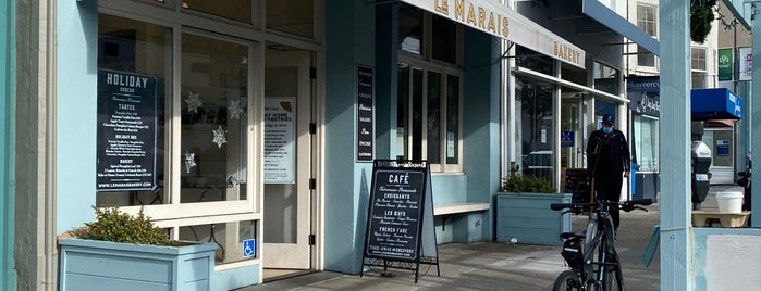 Blue Barn Gourmet is one of SF.