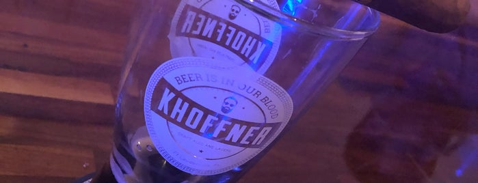 Khoffner Brewery USA is one of Hollywood, FL.