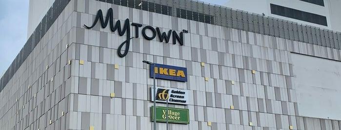 MyTOWN Shopping Centre is one of Tempat yang Disukai Alyssa.