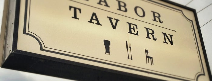 Tabor Tavern is one of Portland Oregon.