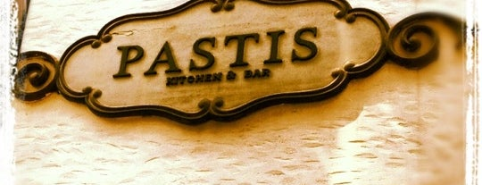 Pastis Kitchen & Bar is one of Cafes and Restaurants To Go!.