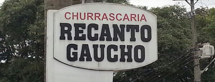 Churrascaria Recanto Gaúcho is one of Elisさんのお気に入りスポット.