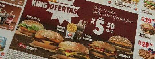 Burger King is one of Lucas'ın Beğendiği Mekanlar.
