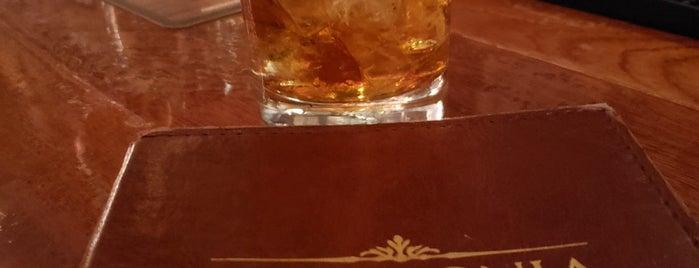 Caledonia Bar is one of Scott : понравившиеся места.