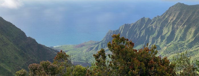 Pu'u O Kila Lookout is one of Lugares favoritos de Maggie.