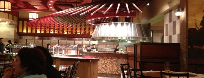 Genghis Khan Mongolian Grill is one of Best Restaurants.